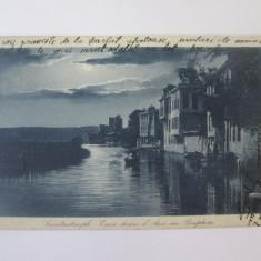 Turcia-Constantinopol,carte postala circulata 1926