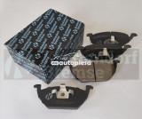 Set placute frana,frana disc VW GOLF V (1K1) (2003 - 2009) KROTTENDORF KRO1984