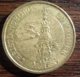 (M1192) MONEDA DANEMARCA - 20 KRONER 2003, CHRISTIANSBORG