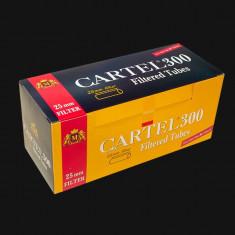 Tuburi tigari CARTEL 25mm 300