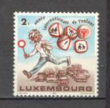 Luxemburg.1979 Anul international al copilului  SL.790, Nestampilat