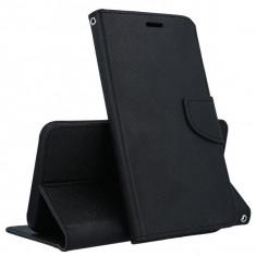 Husa SAMSUNG Galaxy S10 Plus - Fancy Book (Negru)