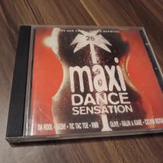 CD VARIOUS-MAXI DANCE SENSATION VOL 26  ORIGINAL