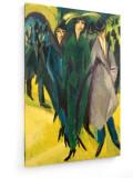 Cumpara ieftin Tablou pe panza (canvas) - Ernst Ludwig Kirchner - Women in the Street