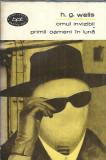 H. G. Wells - Omul invizibil. Primii oameni in Luna BPT 335