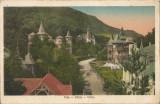 România, Sovata, carte poştală ilustrată, circulată intern, 1929, Circulata, Printata