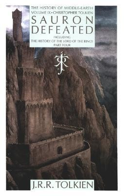 Sauron Defeated: The End of the Third Age: The History of the Lord of the Rings, Part Four foto