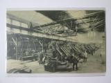 Carte postala Reșița:Fabrica de roți necirculată anii 20, Circulata, Printata, Resita