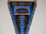 Fanion fotbal - CLUB BRUGGE KV (Belgia)