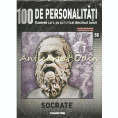 100 De Personalitati - Socrate - Nr.: 56 - Exemplar Infoliat