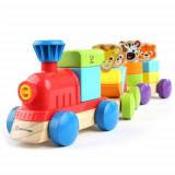 Jucarie de Lemn Baby Einstein Discovery Train