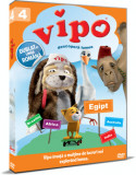 Vipo descopera lumea / Vipo: Adventures of the Flying Dog - Sezonul 1 Volumul 4 - DVD Mania Film