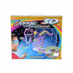 Platforma desen - Magic 3D