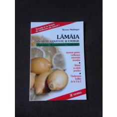 LAMAIA, IZVOR DE SANATATE SI ENERGIE - WERNER MEIDINGER