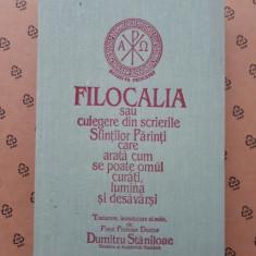 FILOCALIA volumul 4 × an 1994 coperti cartonate