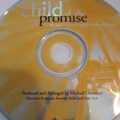 CHILD OF THE PROMISE - A MUSICAL CELEBRATING THE BIRTH OF CHRIST  -   CD