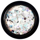 Paiete Holografice Unghii LUXORISE Disco Lights YJ07