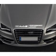 Sticker capota Audi