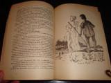 Zaharia Stancu - Descult - 1948 - Ilustratii Perahim, Alta editura, C. Radulescu-Motru