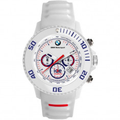 Ceas ICE Chronograph BMW Motorsport Alb