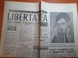 Ziarul libertatea 2-3-4 noiembrie 1990-art brancus la new-york