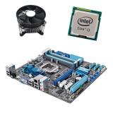 Kit Placa de Baza Refurbished ASUS P7H55-M, Intel Core i3-540, Cooler