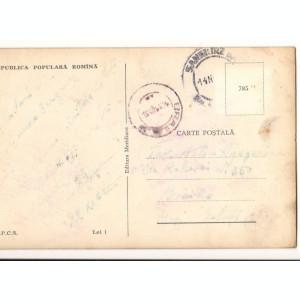 CPI B 10876 CARTE POSTALA - VEDERE DIN SANGEORZ - BAI, RPR