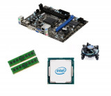 KIT Placa de baza (SHD) MSI H61M-P31(G3) + Intel Core i5-2500 + 8GB DDR3 1333Mhz