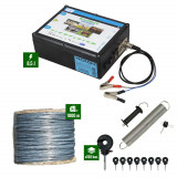 Pachet Gard electric 8,5J putere cu 1000m sarma 200Kg