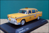 Macheta Checker Marathon Taxi (1963) 1:43 Whitebox