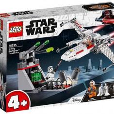 LEGO Star Wars - X-Wing Starfighter - Santul de alergare 75235