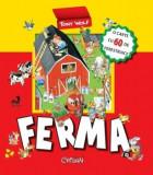 Cumpara ieftin Ferma (O carte cu 60 de ferestruici)/Anna Casalis
