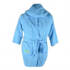 Halat de baie pentru baieti NN HBB2-AL, Albastru