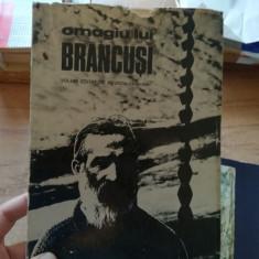 Omagiu lui Brancusi. Volum editat de Revista Tribuna
