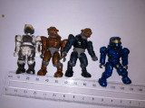 bnk jc Lot 4 figurine Halo Wars