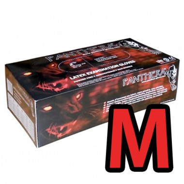 Manusi negre Latex - M si L