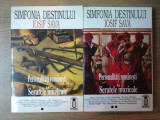PERSONALITATI ROMANESTI LA SERATELE MUZICALE , SIMFONIA DESTINULUI de IOSIF SAVA , 1996