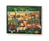 Kit 3 tablouri pictura pe numere Schipper - La dolce vita, Simba
