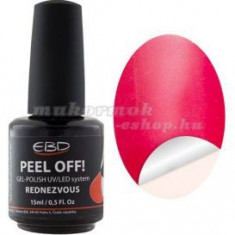 15ml Rednezvous - gel PEEL OFF