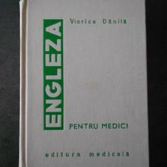 VIORICA DANILA - ENGLEZA PENTRU MEDICI (coperti cartonate)