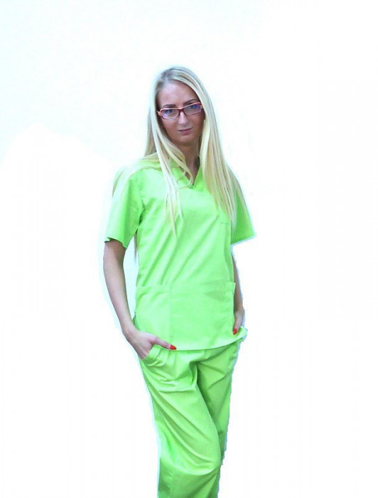 Costum medical praz electric – unisex