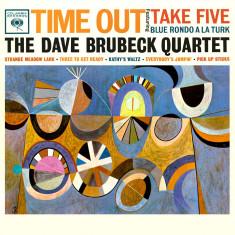 Dave Brubeck Quartet Time Out 180gLP reissue 2015 (vinyl)