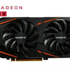 Placa video Gigabyte Gaming Radeon RX 580, 8G, DDR5, 256 bit
