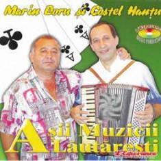 CD Marin Doru Și Costel Hanțu – Așii Muzicii Lăutăresti, original