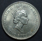 A391 UK Great Britain 2 pounds 1986 aUNC