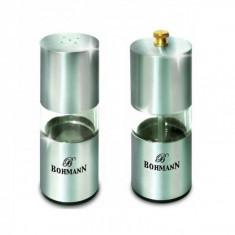 Set condimente sare si piper Bohmann BH7810