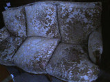 Canapea ludovic cu un fotoliu