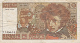 FRANTA 10 FRANCI 1977 F