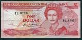 Caraibe 1 Dollar s118789L 1985-88
