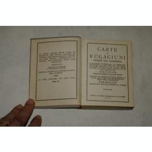 Carte de rugaciuni pentru tot crestinul - Firmilian - 1955